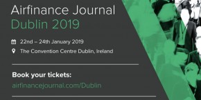 21th Annual Global Airfinance Conference - du 22 au 24 Janvier 2019 - DUBLIN