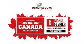 JOB DATING Saint-Nazaire - Tuesday, February 5