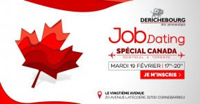 Job Dating Toulouse - Tuesday February 19th