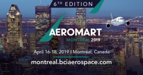 Aeromart Montréal - 17 & 18 April 2019