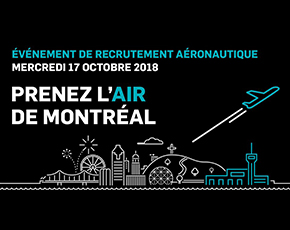 Aeronautics Job Fair - Montreal is landing in Toulouse!