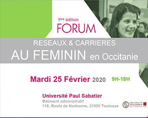 Network & Careers Forum Au Féminin - Toulouse